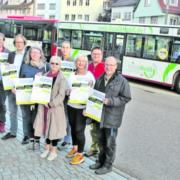 Busaktion Seitengässler