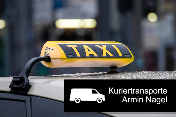 Kuriertransporte Armin Nagel